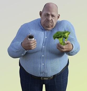 Obesitass komt vaker voor.